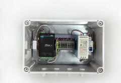 Connection Box 4, система сбора данных с инклинометров, СМИК,