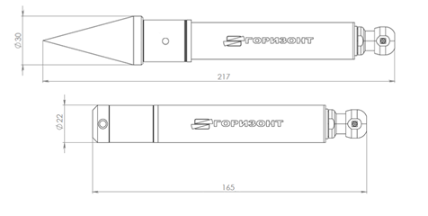 Пьезометр PLLG-D01 для ГТС
