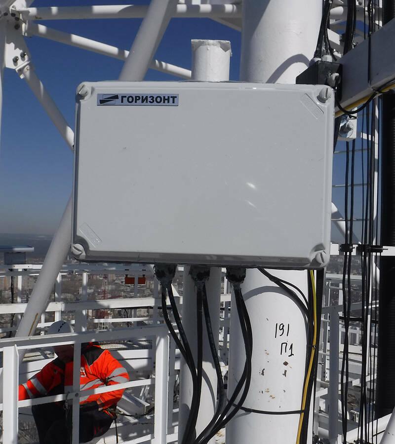 Тензометрическая станция TSG-S01
